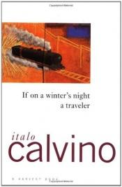 book cover of If on a Winter's Night a Traveller by Italo Calvino