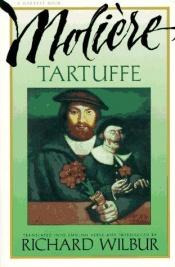 book cover of Tartuffe by Molière