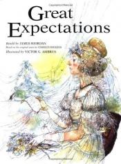 book cover of Great Expectations by James Riordan