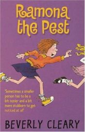 book cover of Ramona the Pest by Beverly Cleary