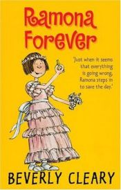 book cover of Ramona Forever by Beverly Cleary