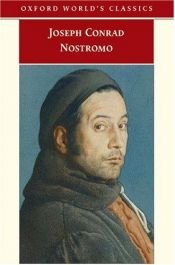 book cover of Nostromo by Joseph Conrad