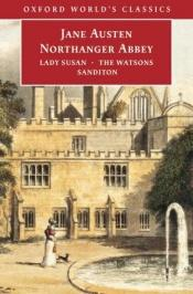book cover of Lady Susan, The Watsons by Jane Austen