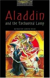 book cover of Aladdin and the Enchanted Lamp (Fairy Tales) by Judith Dean