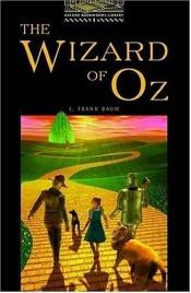 book cover of The Wonderful Wizard of Oz by Lyman Frank Baum