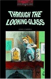 book cover of Through the Looking-Glass by Lewis Carroll