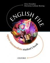 book cover of English File by Clive Oxenden