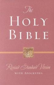 book cover of The Revised Standard Version Bible by