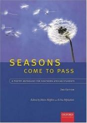 book cover of Seasons Come to Pass by Helen Moffet