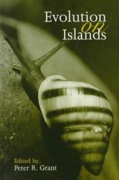 book cover of Evolution on Islands: Originating from contributions to a Discussion Meeting of the Royal Society of London by Peter R. Grant