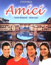 book cover of Amici (Equipe Ecosse S3 S4) by Derek Aust