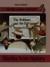 book cover of Stories from History: Bk.4 (Oxford Junior Readers) by David Oakden