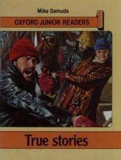 book cover of Oxford Junior Readers: Orange No.1 by Mike Samuda