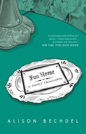 book cover of Fun Home: A Family Tragicomic by Alison Bechdel