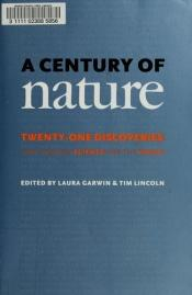 book cover of A Century of Nature by Steven Weinberg