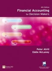 book cover of Financial Accounting for Decision Makers by Peter Atrill