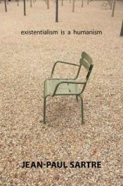 book cover of Eksistentialisme er humanisme by Jean-Paul Sartre