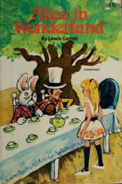 book cover of Alice in Wonderland (Norton Critical Edition - Second Edition) by Lewis Carroll