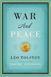 book cover of War and Peace (Volume 2) by Leo Tolstoy