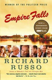 book cover of Empire Falls by Richard Russo