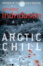 book cover of Arctic Chill by Arnaldur Indriðason