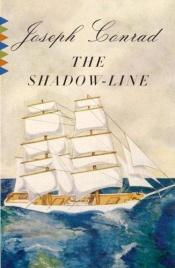 book cover of The Shadow Line by Joseph Conrad