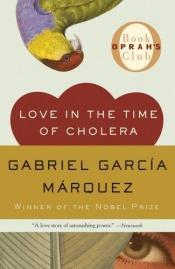 book cover of Meilė choleros metu by Gabriel García Márquez