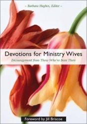 book cover of Devotions for Ministry Wives by Barbara Hughes