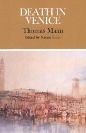 book cover of Der Tod in Venedig by Thomas Mann