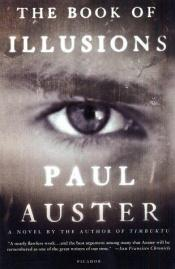 book cover of The Book of Illusions by Paul Auster