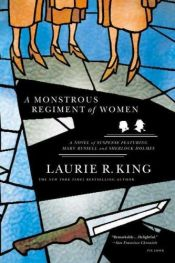 book cover of A Monstrous Regiment of Women by Laurie R. King