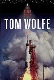 book cover of The Right Stuff by Tom Wolfe
