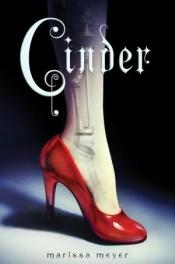 book cover of Cinder: Book One in the Lunar Chronicles by Marissa Meyer