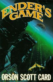 book cover of Ender's Game by Orson Scott Card