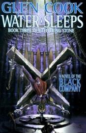 book cover of Water Sleeps by Glen Cook
