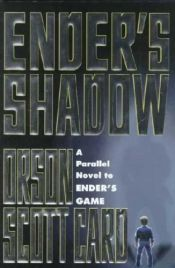 book cover of Ender's Shadow by Orson Scott Card