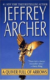 book cover of A Quiver Full of Arrows by Jeffrey Archer