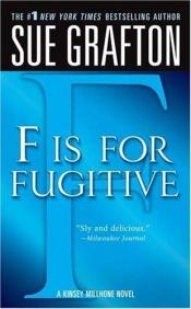 "book cover of ""F"" Is for Fugitive by スー・グラフトン"