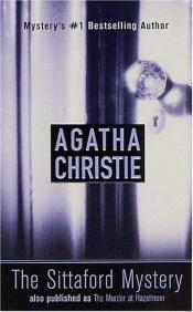 book cover of Sittaford Mystery (St. Martin's Minotaur Mysteries) by Agatha Christie