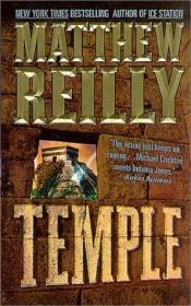 book cover of Temple by Matthew Reilly
