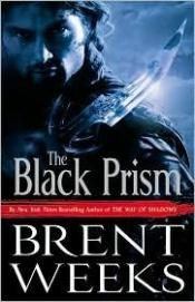 book cover of The Black Prism by Brent Weeks