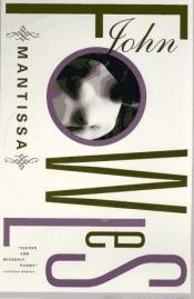 book cover of Mantissza by John Fowles