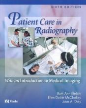book cover of Patient Care in Radiography by Ruth Ann Ehrlich