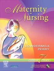 book cover of Maternity Nursing 7th Edition by Deitra Leonard Lowdermilk