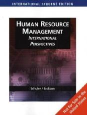 book cover of Managing Human Resources by Susan E. Jackson