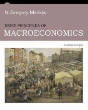 book cover of Brief Principles of Macroeconomics by N. Gregory Mankiw