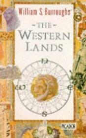book cover of The Western Lands by William S. Burroughs