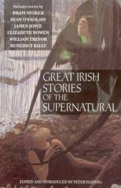 book cover of Great Irish Stories of the Supernatural by author not known to readgeek yet