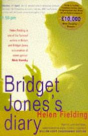 book cover of Bridget Jones' dagbog by Helen Fielding