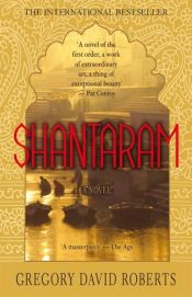 book cover of Shantaram by Gregory David Roberts